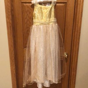 Fairy costume or dress.  Size L.
